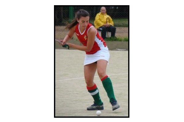 Emilse Castro Luque, referente de Italiano que este año jugará en la A (Foto: Gentileza Yana R. Perez)