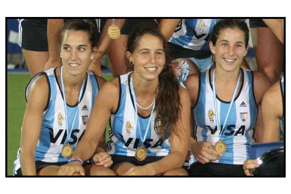 Las Leonas expresaron su descontento con la Asociación de Buenos Aires (Foto: CAH)