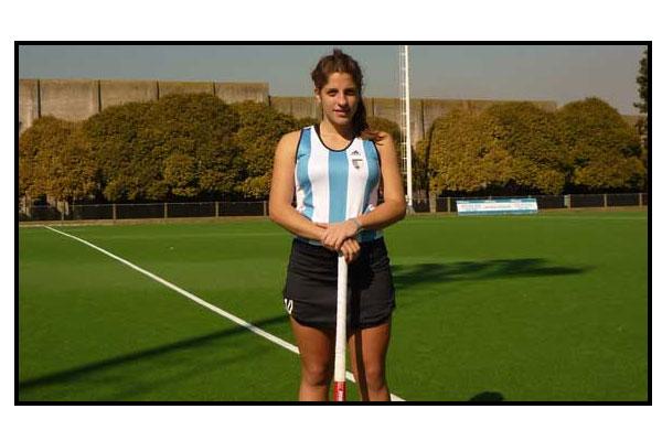 Camila Bustos (Foto: CAH)
