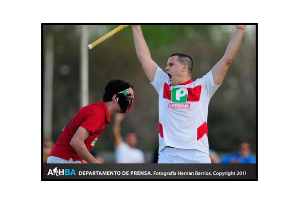 Banco Provincia quiere el segundo lugar (Foto: Prensa AAHBA/Hernán Barrios)