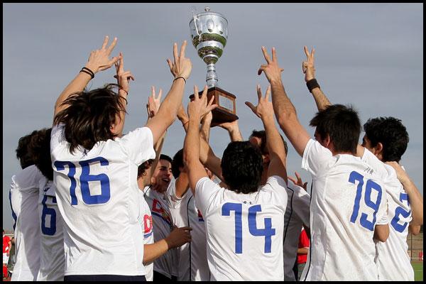 GEBA tricampeón de la Liga Nacional (Foto: CAH/Matías Correa Arce)