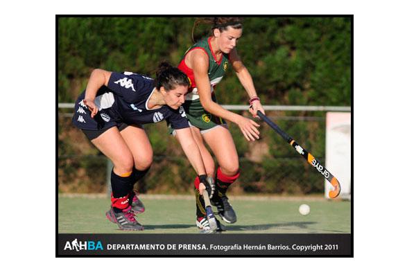Lomas pelea por el segundo puesto, en tanto que Hacoaj quiere meterse en los playoffs (Foto: Prensa AAHBA/Hernán Barrios)