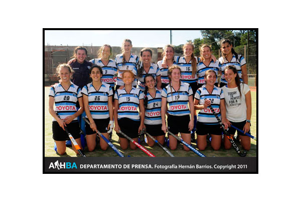 SIC, campeón en la Intermedia A (Foto: Prensa AAHBA/Hernán Barrios)