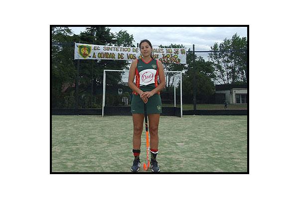 Lorena Galván (Foto: Info Región)