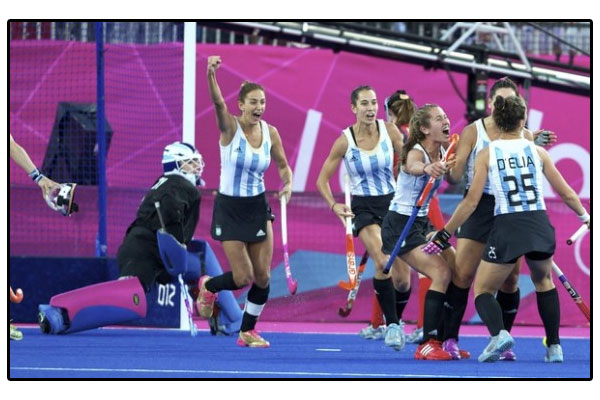 Las Leonas a la final (Foto: Frank Uijlenbroek - FIH)